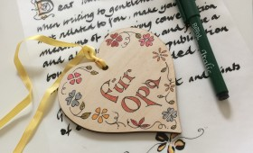 letters in the language of love